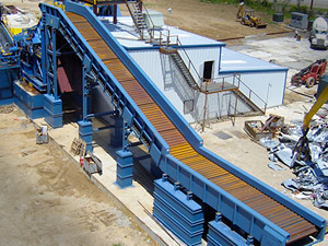 metal conveyor